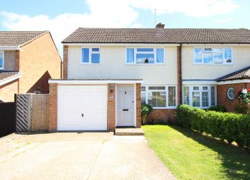 Thumbnail Semi-detached house for sale in Churchill Crescent, Sonning Common