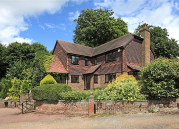Thumbnail 5 bed detached house for sale in Manor Lane, Hollingbourne, Maidstone, Kent