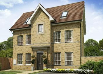 """Thumbnail 4 bed detached house for sale in """"Hexham"""" at Fen Street, Brooklands, Milton Keynes"""