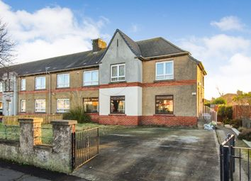 Thumbnail 3 bed flat for sale in Methilhaven Road, Methil, Leven
