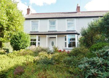 Thumbnail 3 bed semi-detached house for sale in Delfryn, Llangrannog, Ceredigion