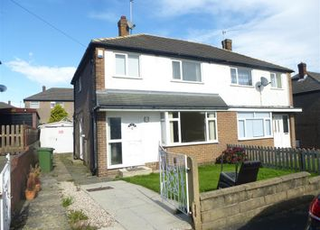 Thumbnail 3 bed semi-detached house to rent in Greyfriars Avenue, Bradley, Huddersfield