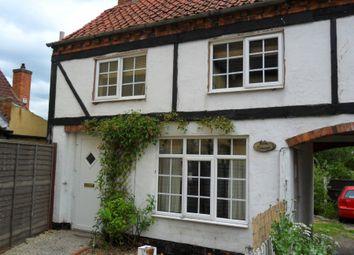 Thumbnail 1 bed cottage for sale in Rose Cottage, Laneham Street, Rampton