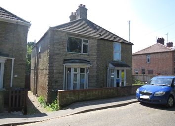 Thumbnail 3 bed semi-detached house for sale in Church Road, Walsoken, Wisbech