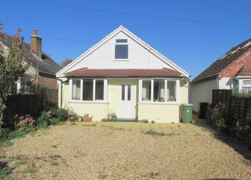 Thumbnail 2 bed bungalow for sale in Rose Green Road, Rose Green, Bognor Regis, West Sussex