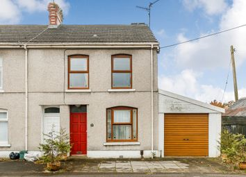Thumbnail 2 bed end terrace house for sale in Culfor Road, Loughor, Swansea