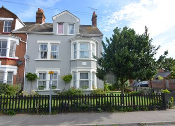 Thumbnail 6 bed semi-detached house for sale in Felix Road, Felixstowe