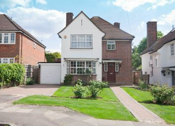 Thumbnail 4 bedroom detached house for sale in Marsworth Avenue, Pinner, Middlesex