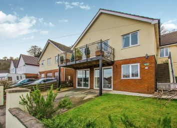 Thumbnail 5 bed detached bungalow for sale in Banalog Terrace, Hollybush, Blackwood