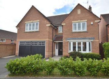 4 bed detached house for sale in Sherroside Close, Allestree, Derby DE22