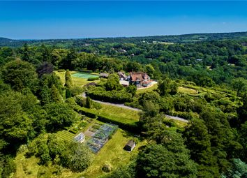 Thumbnail 6 bed detached house for sale in Marley Heights, Haslemere, Surrey