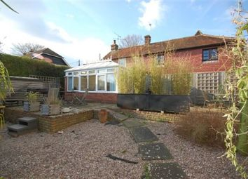Thumbnail 2 bed semi-detached house for sale in Fairwarp, Uckfield, East Sussex