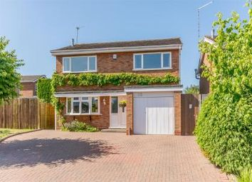 Thumbnail 4 bed detached house for sale in Chantry Heath Crescent, Knowle, Solihull