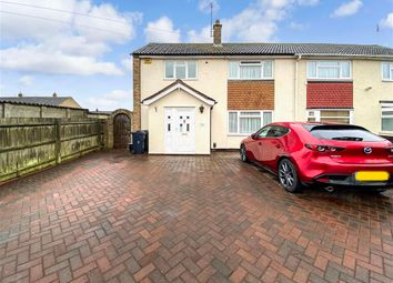 Thumbnail 4 bed semi-detached house for sale in Bybrook Road, Kennington, Ashford, Kent