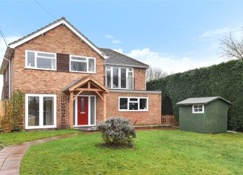 Thumbnail 4 bed detached house for sale in Priors Lane, Blackwater, Camberley, Hampshire
