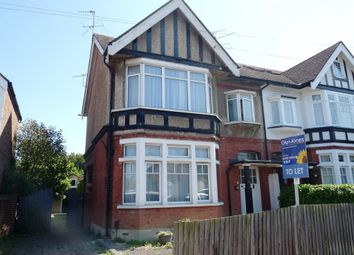 Thumbnail 2 bed flat to rent in Reigate Road, Worthing