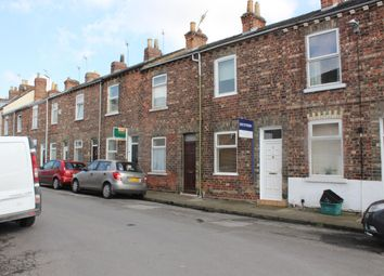 Thumbnail 2 bed terraced house to rent in Bright Street, Leeman Rd, York, Not Known