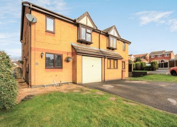 Thumbnail 3 bed semi-detached house for sale in 5 Wensleydale Close, Stoke-On-Trent