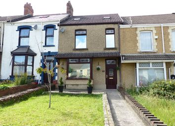 Thumbnail 3 bedroom terraced house for sale in Vicarage Road, Morriston, Swansea
