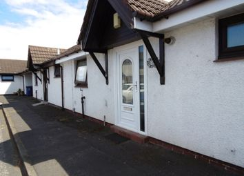 Thumbnail 1 bed bungalow for sale in Loudon Gardens, Johnstone, Renfrewshire
