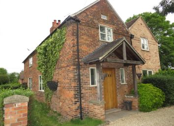Thumbnail 4 bed detached house to rent in Duck Street, Egginton, Derby