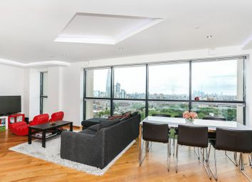 Thumbnail 3 bedroom flat for sale in Newington Causeway, London