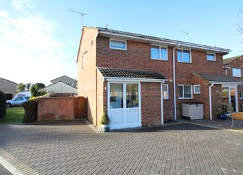 Thumbnail 2 bedroom semi-detached house for sale in Holly Close, Upton, Poole
