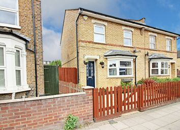 Thumbnail 3 bed semi-detached house for sale in Lancaster Road, Enfield