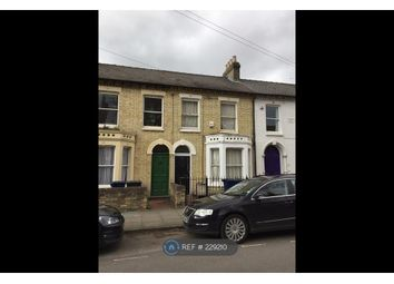 Thumbnail 5 bedroom terraced house to rent in Tenison Road, Cambridgeshire