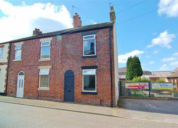Thumbnail 2 bed end terrace house for sale in Rupert Street, Biddulph, Stoke-On-Trent