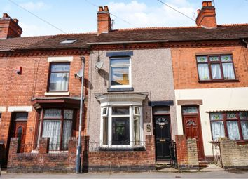 Thumbnail 3 bed terraced house for sale in Tennant Street, Nuneaton