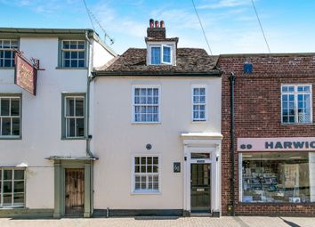 Thumbnail 3 bedroom terraced house for sale in Church Street, Harwich