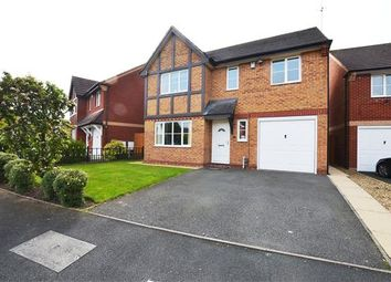 Thumbnail 4 bedroom detached house for sale in Jersey Crescent, Lightwood, Stoke-On-Trent