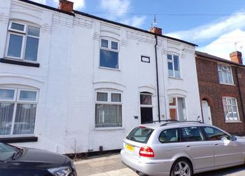 Thumbnail 2 bedroom terraced house for sale in Cyprus Road, Aylestone, Leicester, Leicestershire