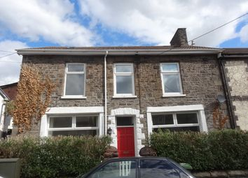 Thumbnail 1 bed flat to rent in Rickards Street, Graig, Pontypridd