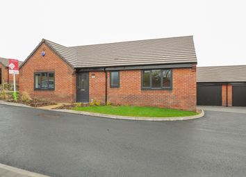 Thumbnail 3 bed detached bungalow for sale in 12 Ullswater Place, Newbold, Chesterfield