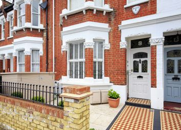 Thumbnail 3 bed duplex to rent in Inglethorpe Street, Fulham