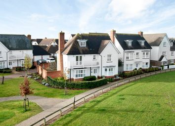 Thumbnail 5 bed detached house for sale in Diana Walk, Kings Hill, West Malling