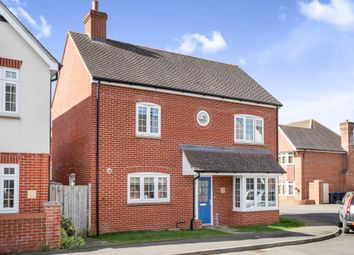 Thumbnail 3 bed detached house for sale in Barnard Field, Amesbury, Salisbury