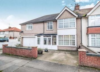 Thumbnail 1 bed semi-detached house to rent in West End Road, Ruislip