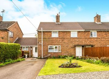 Thumbnail 3 bed semi-detached house for sale in Fradswell, Stafford