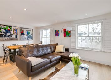 Thumbnail 2 bed flat for sale in St Stephens Gardens, London