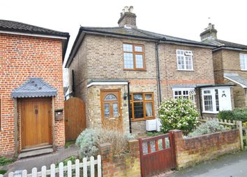 2 bed semi-detached house for sale in Bond Street, Englefield Green, Surrey TW20