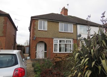 Thumbnail 3 bed semi-detached house for sale in Alwyn Road, Bilton, Rugby