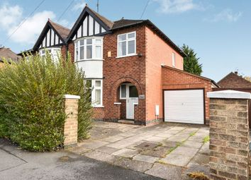 Thumbnail 3 bed semi-detached house for sale in Penrhyn Avenue, Littleover, Derby