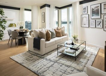Thumbnail 3 bed flat for sale in River Gardens Walk, London