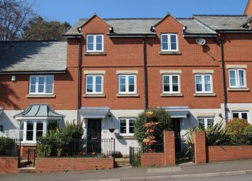 Thumbnail 3 bed town house for sale in Hallfields Lane, Rothley, Leicester