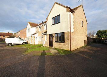 Thumbnail 2 bedroom end terrace house for sale in Millfield, Castleton Way, Eye