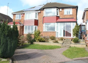 Thumbnail 3 bed semi-detached house for sale in Farnham Close, Great Barr, Birmingham