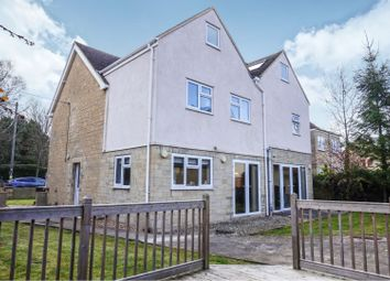 Thumbnail 5 bed detached house for sale in High Street, Standlake, Witney